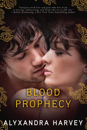 Blood Prophecy - cover