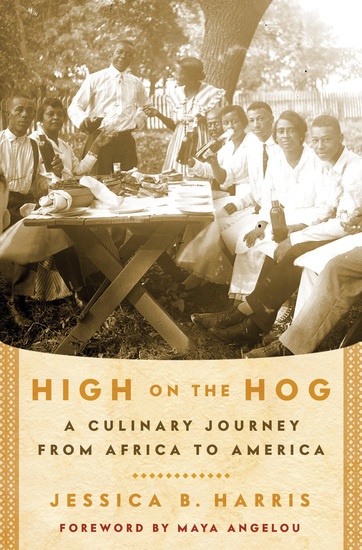 High on the Hog - A Culinary Journey from Africa to America - cover