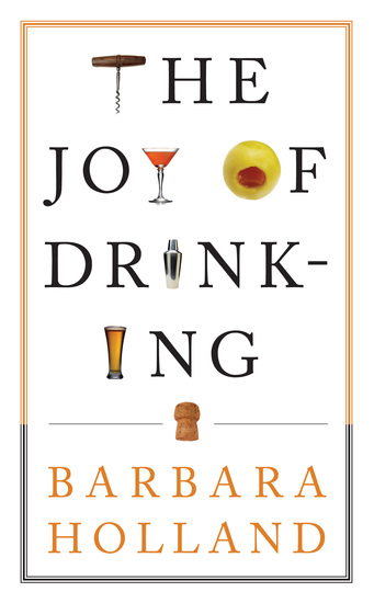 The Joy of Drinking - cover