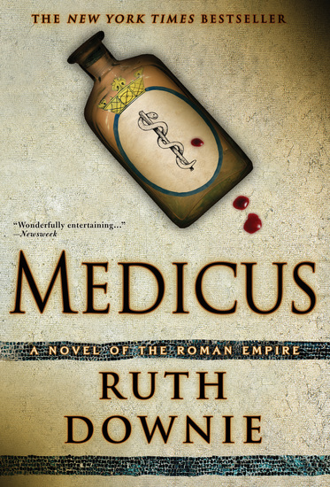 Medicus - A Novel of the Roman Empire - cover