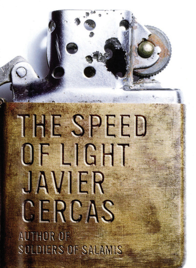 The Speed of Light - A Novel - cover