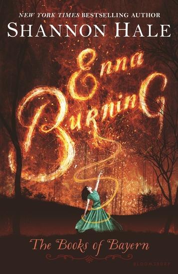 Enna Burning - cover