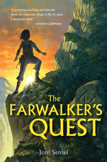 The Farwalker's Quest - cover