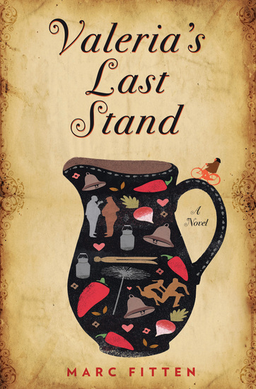 Valeria's Last Stand - A Novel - cover