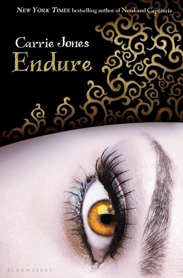 Endure - cover