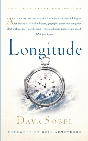 Longitude - The True Story of a Lone Genius Who Solved the Greatest Scientific Problem of His Time - cover