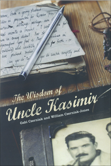 The Wisdom of Uncle Kasimir - cover