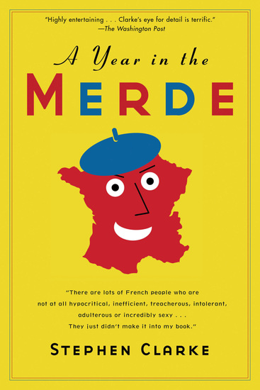 A Year in the Merde - cover