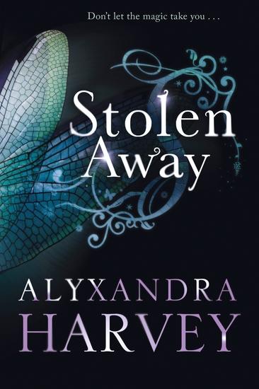 Stolen Away - cover