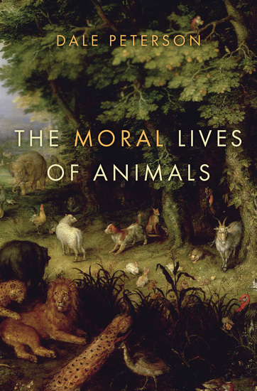 The Moral Lives of Animals - cover