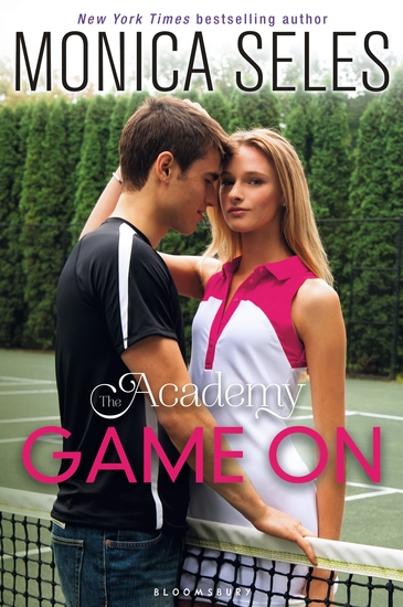 The Academy: Game On - cover