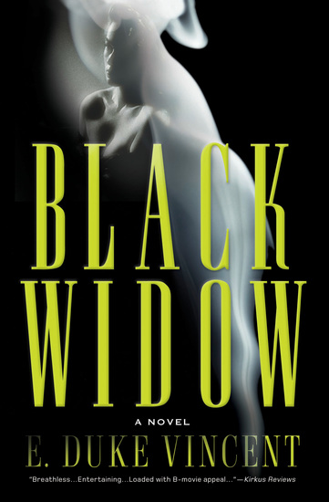 Black Widow - A Novel - cover