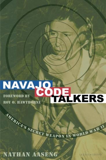 Navajo Code Talkers - cover
