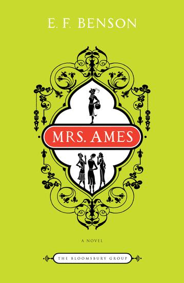 Mrs Ames - A Novel - cover