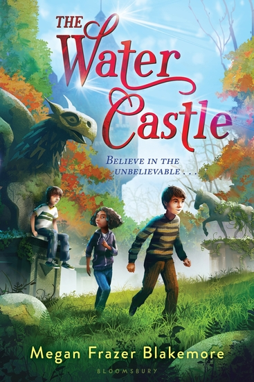 The Water Castle - cover