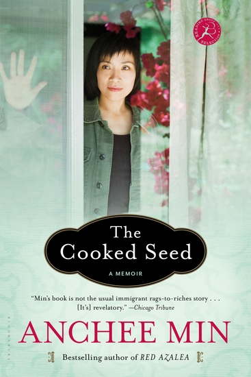 The Cooked Seed - A Memoir - cover