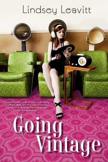 Going Vintage - cover