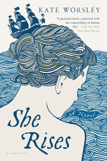She Rises - A Novel - cover