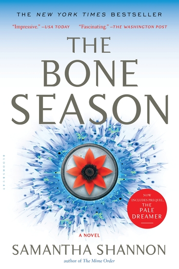 The Bone Season - A Novel - cover