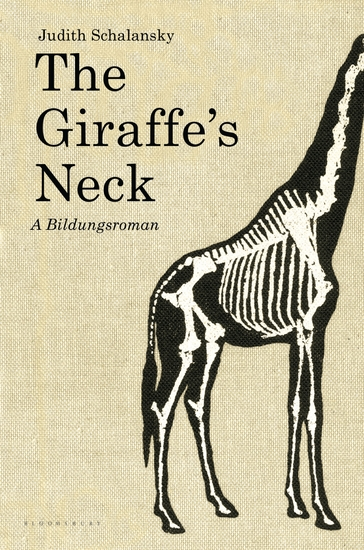 The Giraffe's Neck - A Novel - cover