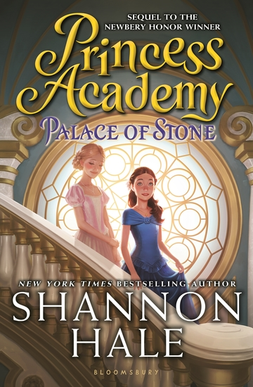 Princess Academy: Palace of Stone - cover