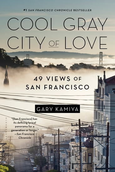 Cool Gray City of Love - 49 Views of San Francisco - cover