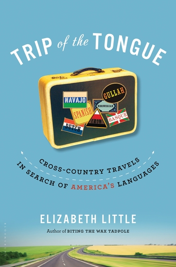 Trip of the Tongue - Cross-Country Travels in Search of America's Languages - cover