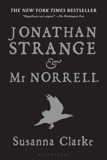 Jonathan Strange and Mr Norrell - cover