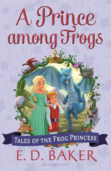 A Prince among Frogs - cover