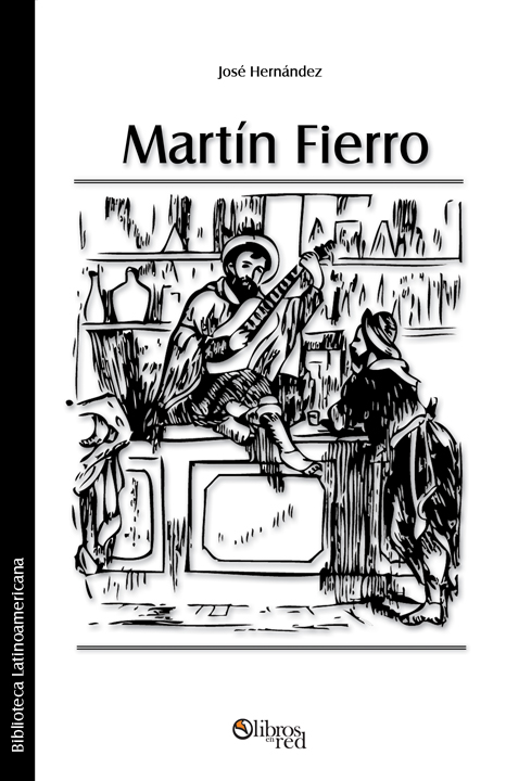Martín Fierro - cover
