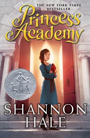 Princess Academy - cover