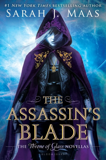 The Assassin's Blade - The Throne of Glass Novellas - cover