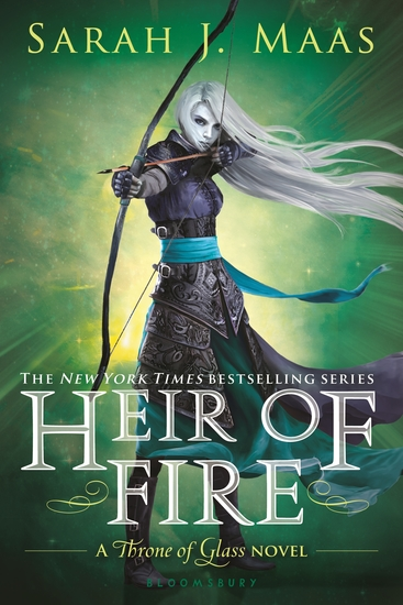 Heir of Fire - cover