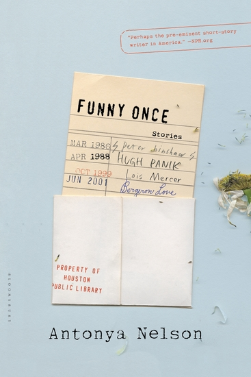 Funny Once - Stories - cover