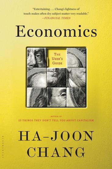 Economics: The User's Guide - cover