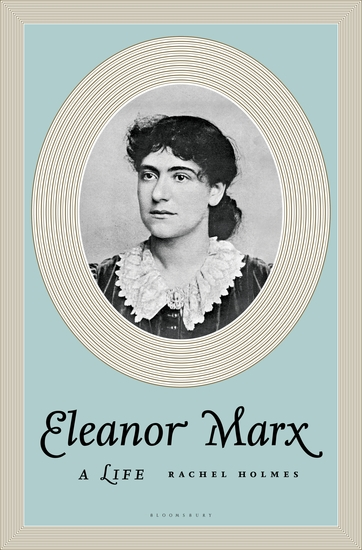Eleanor Marx - A Life - cover