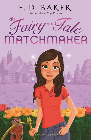 The Fairy-Tale Matchmaker - cover