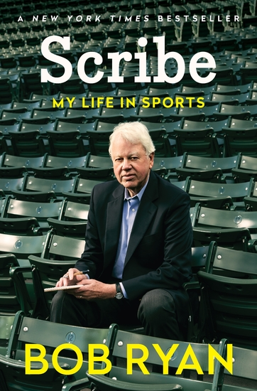 Scribe - My Life in Sports - cover