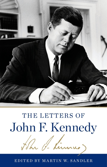The Letters of John F Kennedy - cover