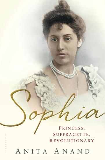 Sophia - Princess Suffragette Revolutionary - cover