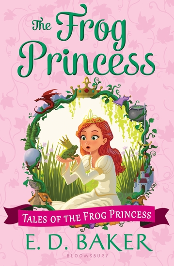 The Frog Princess - cover