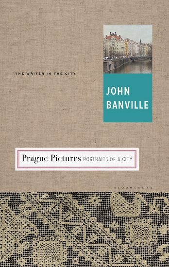 Prague Pictures - Portraits of a City - cover