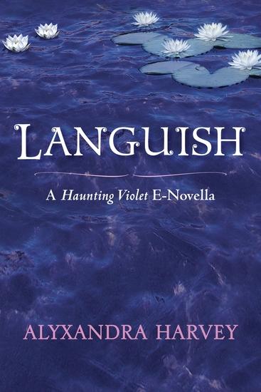 Languish: A Haunting Violet novella - cover