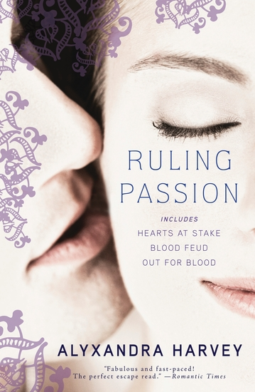 Ruling Passion - cover