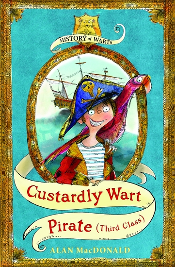 Custardly Wart: Pirate (third class) - cover