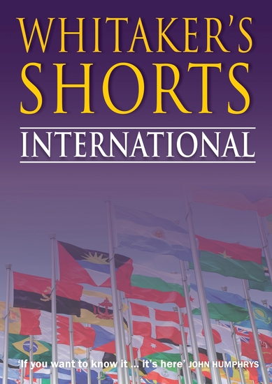 Whitaker's Shorts 2014: International - cover