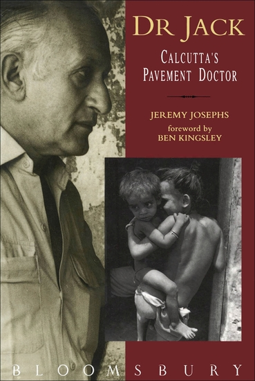 Dr Jack - Calcutta's Pavement Doctor - cover