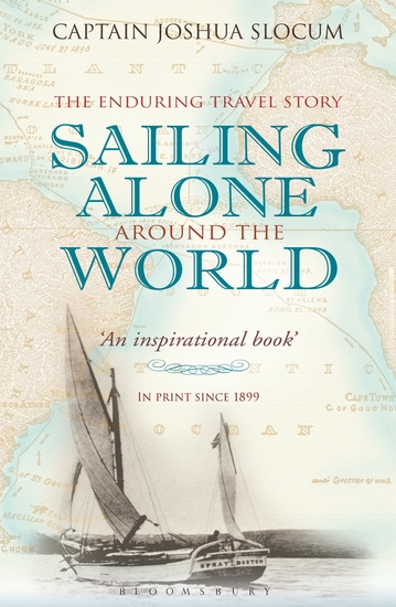 Sailing Alone Around the World - cover