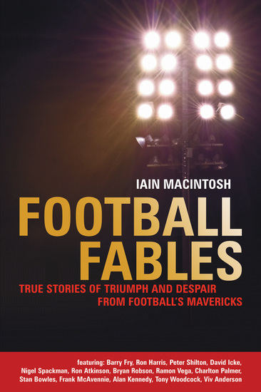 Football Fables - cover