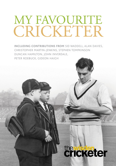 My Favourite Cricketer - cover